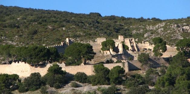 Balade au château de Montpeyroux