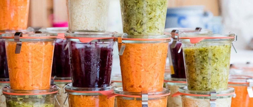 La recette des légumes lacto-fermentés de Patricia